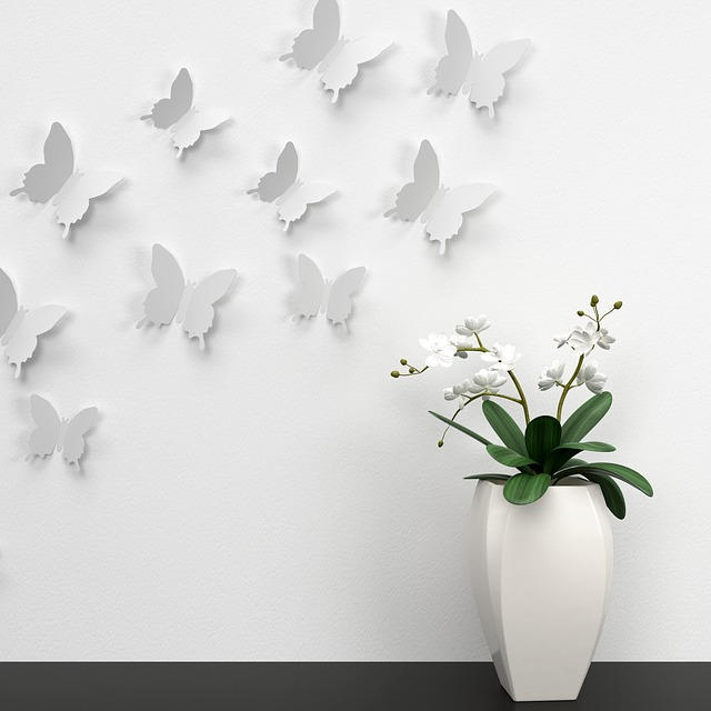 Butterflies in Art